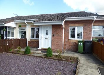 Thumbnail 2 bed terraced bungalow for sale in Huntsman Lane, Carlisle, Cumbria
