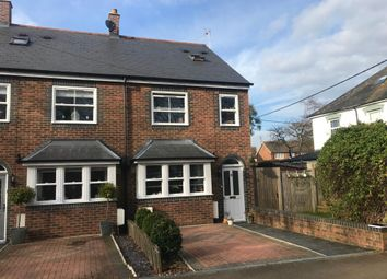 Thumbnail 3 bed end terrace house to rent in Wallingford, Oxfordshire