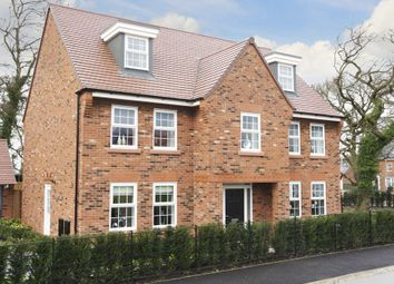 "Thumbnail 5 bedroom detached house for sale in ""Lichfield"" at Adlington Road, Wilmslow"