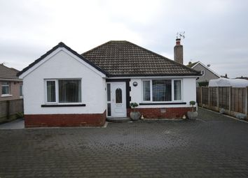 Thumbnail 2 bed detached bungalow for sale in Hill Road, Barrow-In-Furness, Cumbria