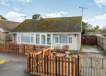 Thumbnail 2 bed detached bungalow for sale in St Edmund Road, Weeting, Brandon