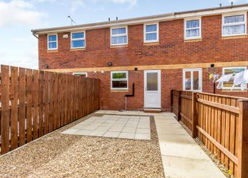 Thumbnail 2 bedroom terraced house for sale in Swallowfield Drive, Hull