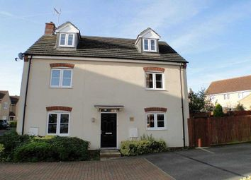 Thumbnail 4 bed detached house to rent in Lockhart Avenue, Oxley Park, Milton Keynes