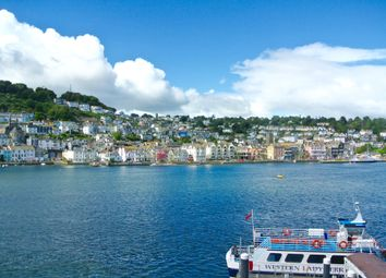 Thumbnail 2 bed flat for sale in The Square, Kingswear, Dartmouth