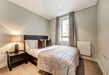Thumbnail 3 bed flat to rent in Merchant Square East, Paddington