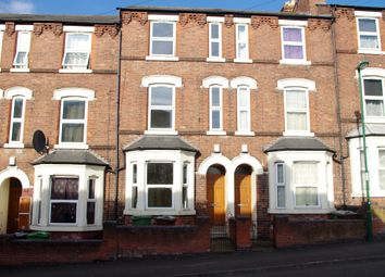 Thumbnail 4 bed terraced house to rent in Maples Street, Hyson Green, Nottingham