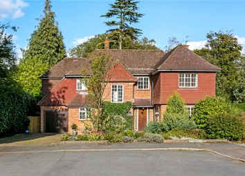 Thumbnail 5 bed detached house for sale in The Ridings, Amersham, Buckinghamshire