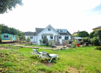 West Hill Road, Ryde PO33. 4 bed detached bungalow for sale