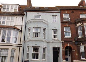 Thumbnail 3 bed flat for sale in Cromer, Norfolk, United Kingdom
