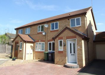 Thumbnail 3 bed property to rent in Ilmer Close, Rugby