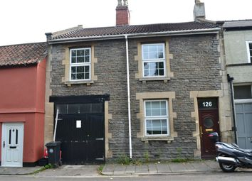 Thumbnail 5 bed terraced bungalow to rent in Park Road, Stapleton, Bristol