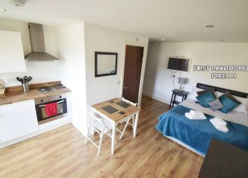 Thumbnail 1 bedroom studio to rent in The Steel 137A Upper Hill Street, Liverpool