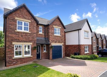 Thumbnail 4 bed detached house for sale in Charlton Way, Carlisle