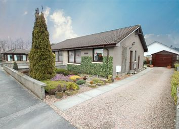 Thumbnail 2 bed semi-detached bungalow for sale in 8 Aigen Place, Dufftown, Moray