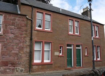 Thumbnail 1 bedroom terraced house for sale in 14 Kirk Wynd, Kirriemuir
