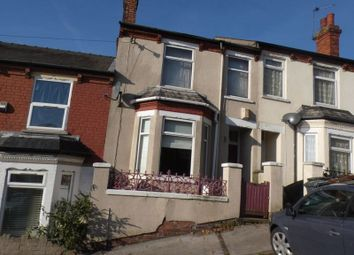 2 bed terraced house for sale in Fairfield Street, Lincoln LN2