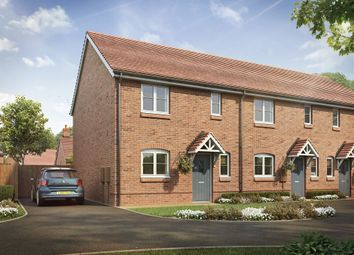 Thumbnail 3 bed town house for sale in Fairway Meadows, Ullesthorpe, Lutterworth
