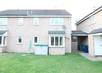Thumbnail 1 bed end terrace house for sale in Ferndown Drive, Godmanchester, Huntingdon
