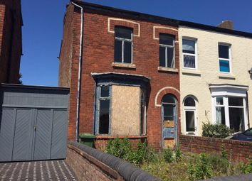 Thumbnail 3 bed semi-detached house for sale in Cemetery Road, Southport, Merseyside
