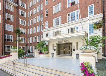 Thumbnail 2 bed flat for sale in Park West Place, London