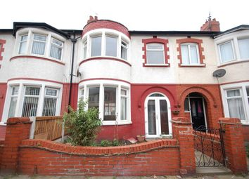 Thumbnail 5 bed terraced house for sale in Orchard Avenue, Blackpool