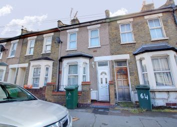 Thumbnail 3 bed terraced house to rent in Tennyson Road, Stratford