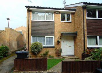 Thumbnail 3 bed end terrace house for sale in Middlefields, Pixton Way, Forestdale, Surrey