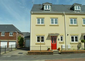 Thumbnail 3 bed town house for sale in Clayton Drive, Swansea