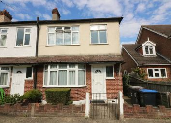 Thumbnail 3 bedroom end terrace house to rent in Park Road, Egham