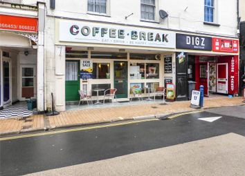 Thumbnail Restaurant/cafe for sale in The Lanes, High Street, Ilfracombe