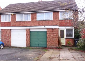 Thumbnail 3 bedroom semi-detached house to rent in Greaves Crescent, Willenhall