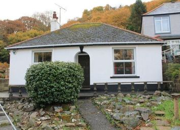 Thumbnail 2 bed detached bungalow for sale in Marwill, West Looe Hill, Looe, Cornwall