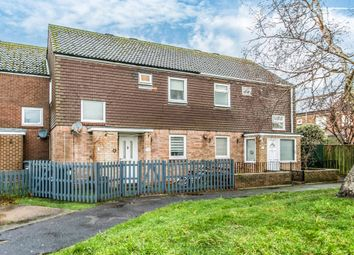 Thumbnail 3 bed terraced house for sale in Swansbury Drive, Bournemouth
