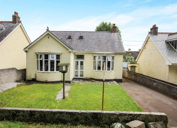 Thumbnail 3 bedroom bungalow for sale in Bodmin, Cornwall
