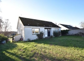 Thumbnail 2 bed detached bungalow for sale in Hall Place, Duffus, Elgin