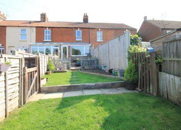 Thumbnail 3 bed terraced house for sale in Church Lanes, Fakenham