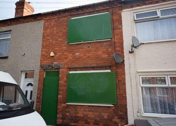 Thumbnail 2 bedroom terraced house for sale in St. Michaels Street, Sutton-In-Ashfield