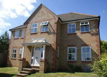 Thumbnail 5 bed detached house to rent in Pear Tree Close, Haddenham