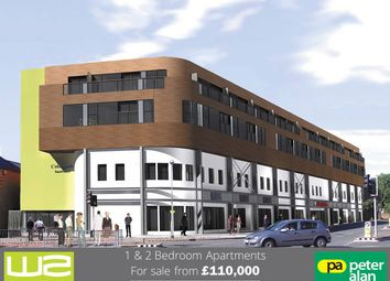 Thumbnail 1 bed flat for sale in Wellington Street, Canton, Cardiff