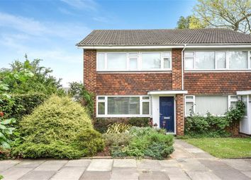 Thumbnail 3 bed semi-detached house for sale in Breamwater Gardens, Richmond, Surrey