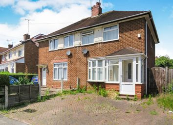 2 bed semi-detached house for sale in Kempe Road, Birmingham B33
