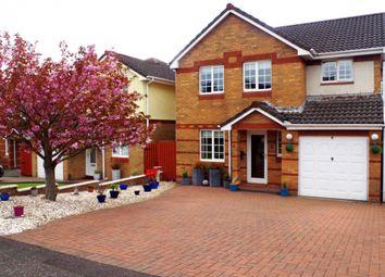 Thumbnail 4 bed detached house for sale in 8 Glenbervie Wynd, Tarryholm, Irvine
