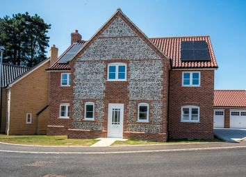 4 bed detached house for sale in Plot 10, Roxbury Drive, East Harling NR16