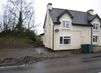 Thumbnail 2 bed semi-detached house to rent in Ellesmere Road, Shrewsbury