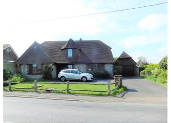 Thumbnail 3 bed detached house for sale in Hawks Road, Hailsham