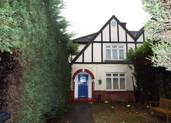 Thumbnail 4 bed semi-detached house for sale in Great Cambridge Road, Waltham Cross, Hertfordshire