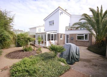 Thumbnail 3 bed detached house for sale in Don Farm, La Route Des Quennevais, St Brelade