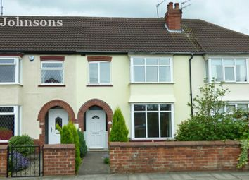 Thumbnail 3 bed terraced house for sale in Hampton Road, Town Moor, Doncaster.