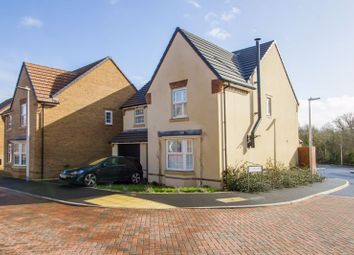 Thumbnail 5 bed detached house for sale in Rhodfa'r Morwydd, Penarth