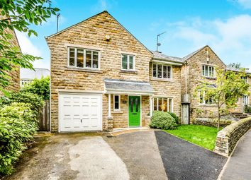 Thumbnail 4 bed detached house for sale in Bairstow Lane, Sowerby Bridge